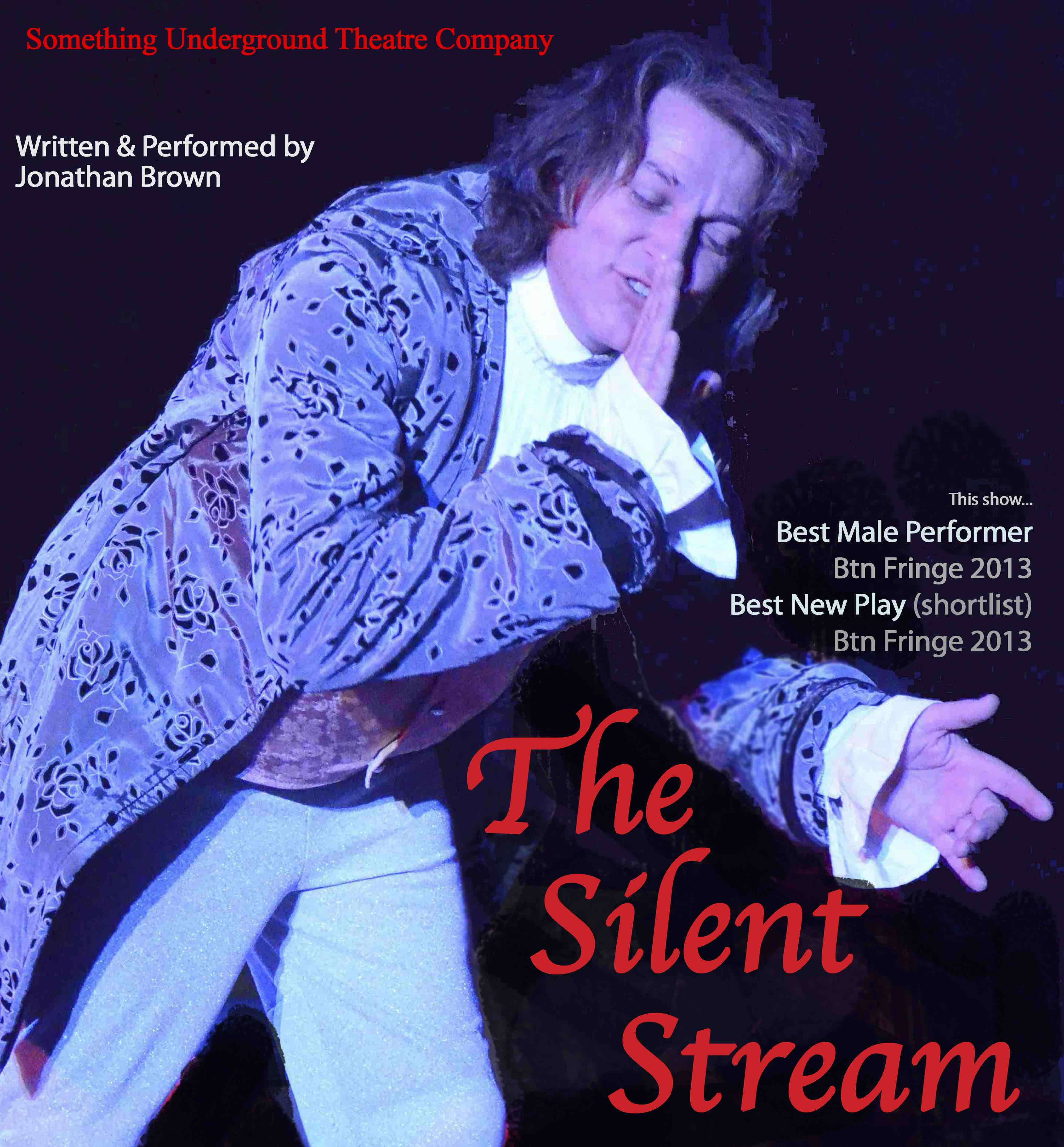 Silent Stream image copy