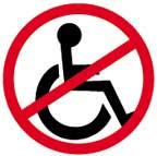 no-wheelchair